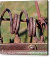 Farm Equipment 7 Acrylic Print