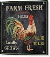 Farm Fresh-jp2634 Acrylic Print