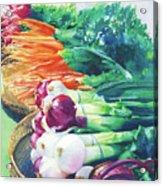 Farm Fresh Acrylic Print