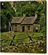 Farm House Acrylic Print