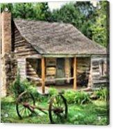Farm House Acrylic Print