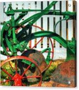 Farm Junk No8 Acrylic Print