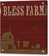 Farm Life-jp3220 Acrylic Print