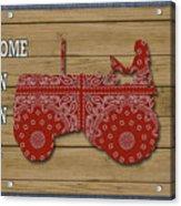 Farm Life-jp3230 Acrylic Print