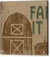 Farm Life-jp3235 Acrylic Print