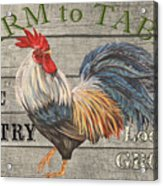 Farm Life-jp3239 Acrylic Print