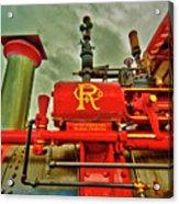 Farm Ready Acrylic Print