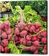 Farm To Market Produce 2 Acrylic Print