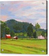 Farm, Washington County Acrylic Print