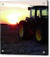 Farmers Delight Acrylic Print