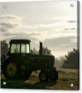 Farming John Deere 4430 Acrylic Print