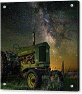 Farming The Rift 3 Acrylic Print