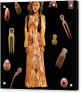 Fashion Jewellery  Acrylic Print