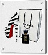 Fashion Noir Acrylic Print