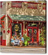 Fat Hen Grocery - New Orleans Acrylic Print