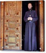 Father Alexander Acrylic Print