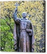 Father Marquette Acrylic Print