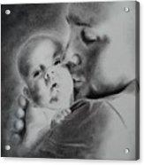 Father N Son Acrylic Print