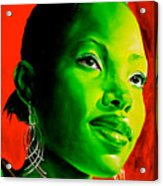 Fatima Acrylic Print