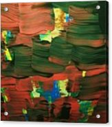 ..favella.-series.... Acrylic Print