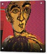 Fayoum Portrait II Acrylic Print