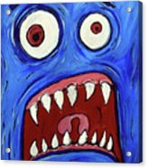 Fear-potentiated Startle Acrylic Print