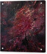 Fear Series, IIi Acrylic Print