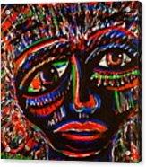 Fearless Acrylic Print