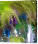 Feather Acrylic Print