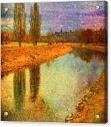 February 3 2010 Acrylic Print