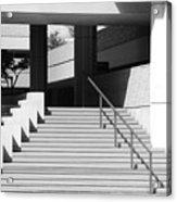Federal Stairs Acrylic Print