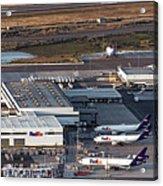 Fedex Express Fedex Ship Center At Oakland International Airport Acrylic Print