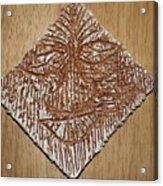 Feel - Tile Acrylic Print