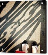 Feet Around The World #2 Acrylic Print