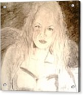 Felina Acrylic Print