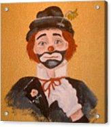Felix The Clown Acrylic Print