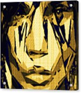 Female Expressions Xlvi Acrylic Print