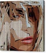 Female Expressions Xx Acrylic Print