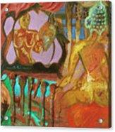 Female Mystic Acrylic Print