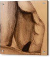 Female Study Acrylic Print
