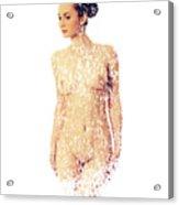 Female Torso #15 Acrylic Print