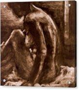 Female Vi Acrylic Print