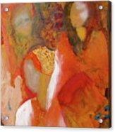 Feminine Energy Acrylic Print