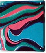 Feminine Acrylic Print