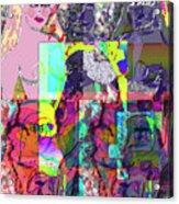 Femme 4 Acrylic Print