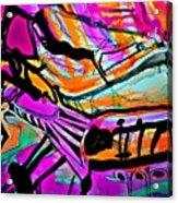 Femme-fatale-15 Acrylic Print