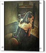 Femme Ix Acrylic Print
