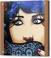 Femme Watcher Acrylic Print