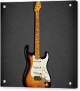 Fender Stratocaster 54 Acrylic Print