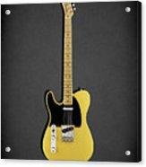 Fender Telecaster 52 Acrylic Print